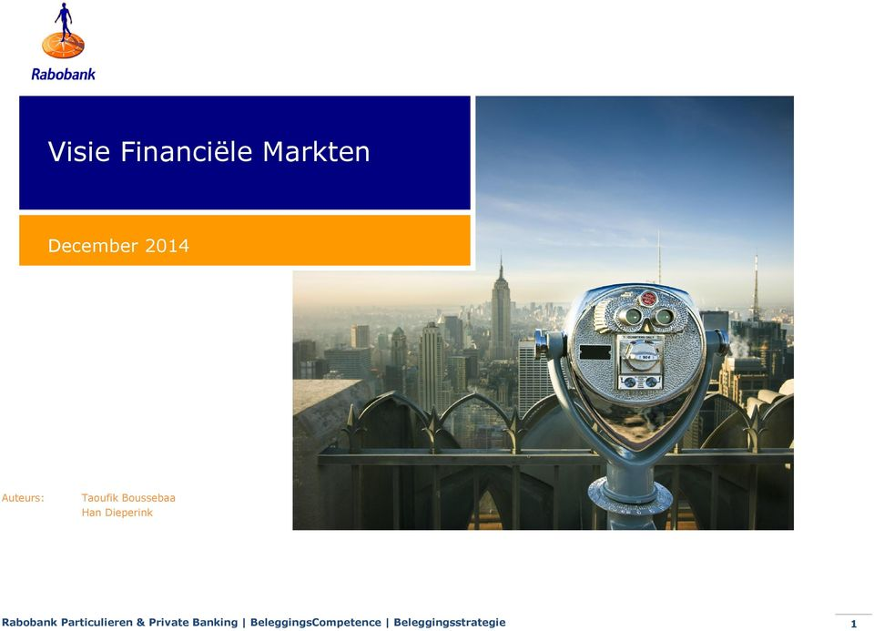 Rabobank Particulieren & Private Banking