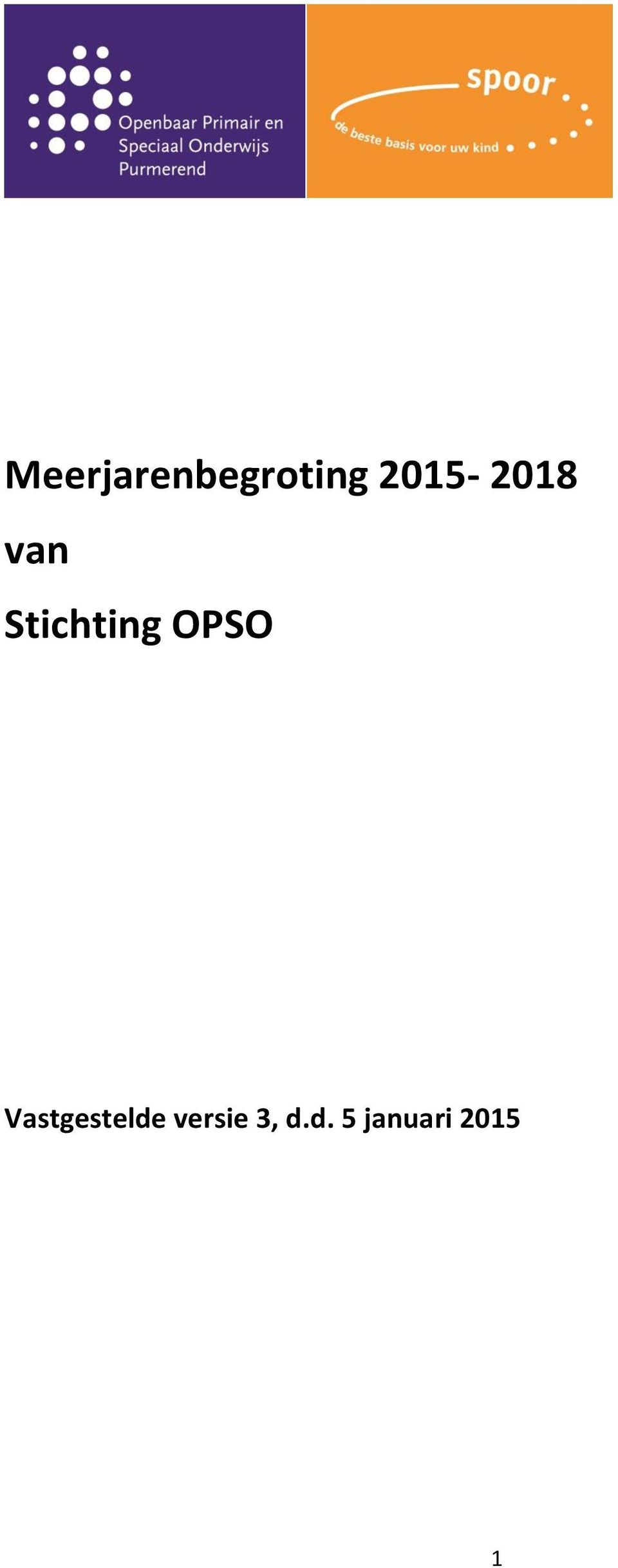 Stichting OPSO