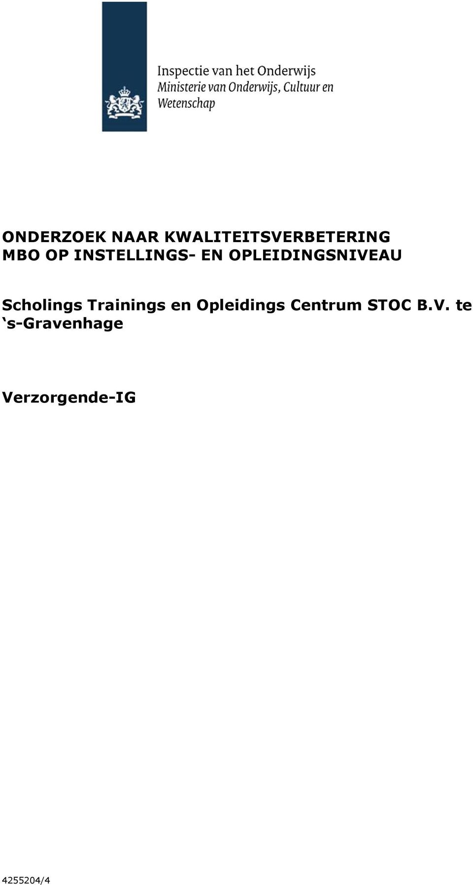 Scholings Trainings en Opleidings Centrum