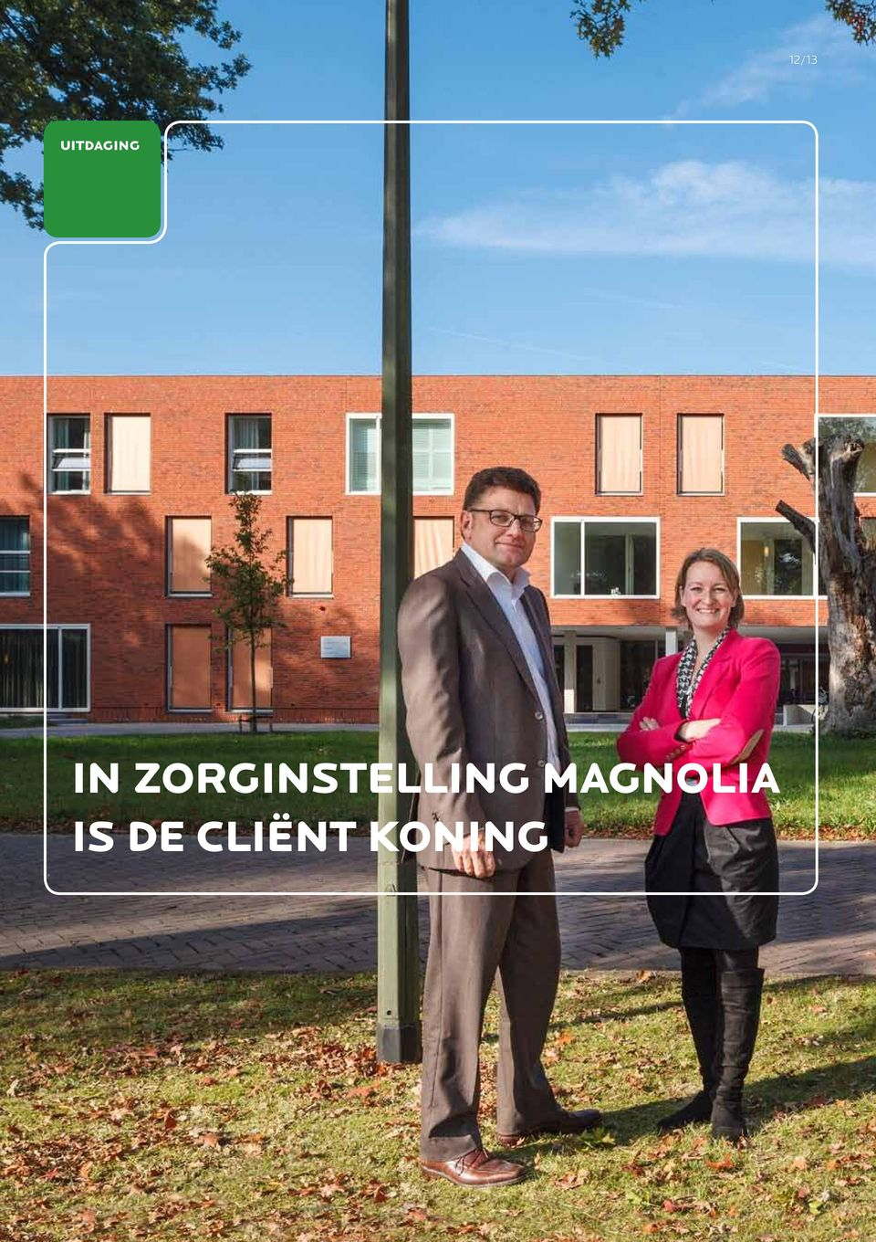 zorginstelling