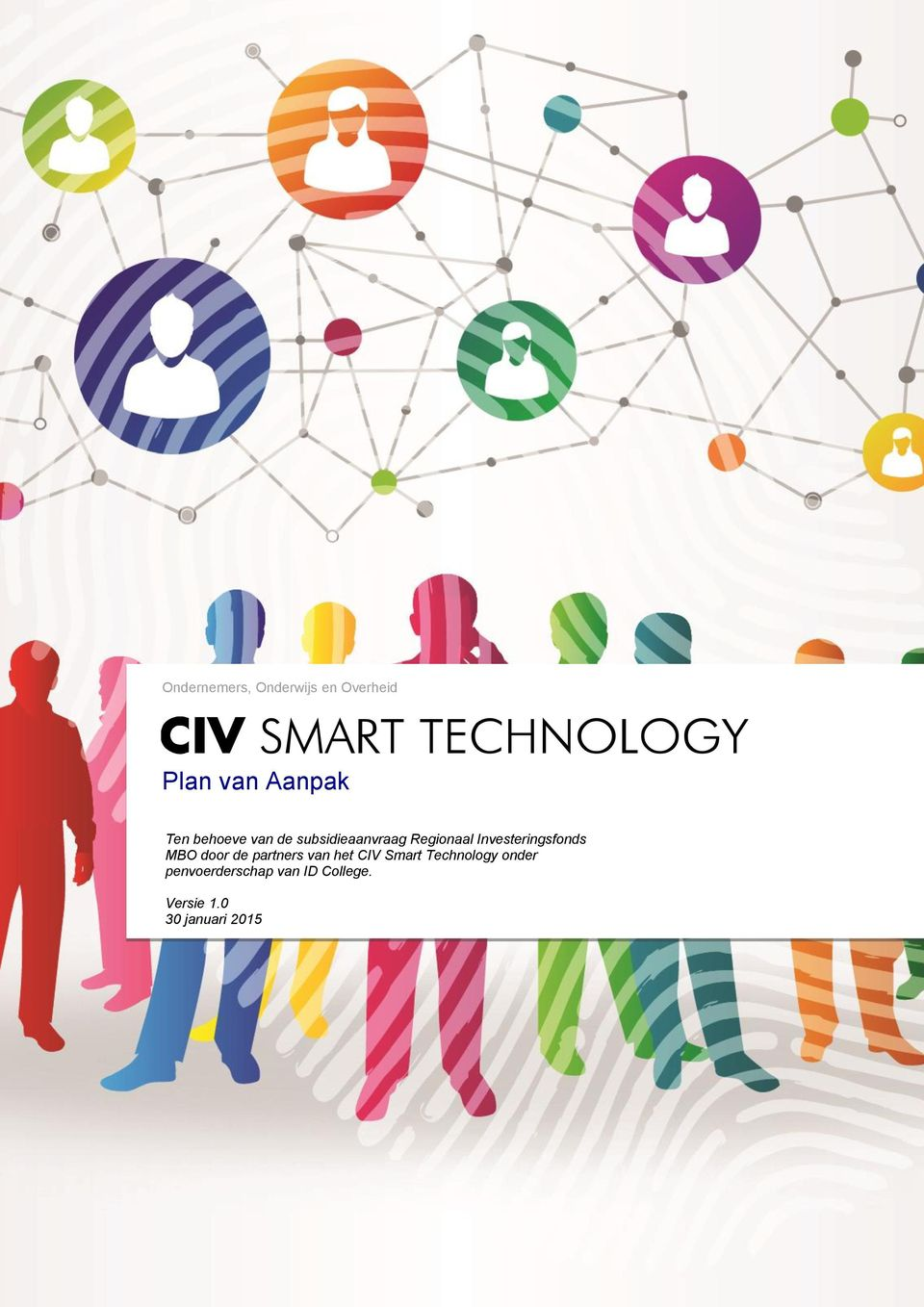 Investeringsfonds MBO door de partners van het CIV Smart