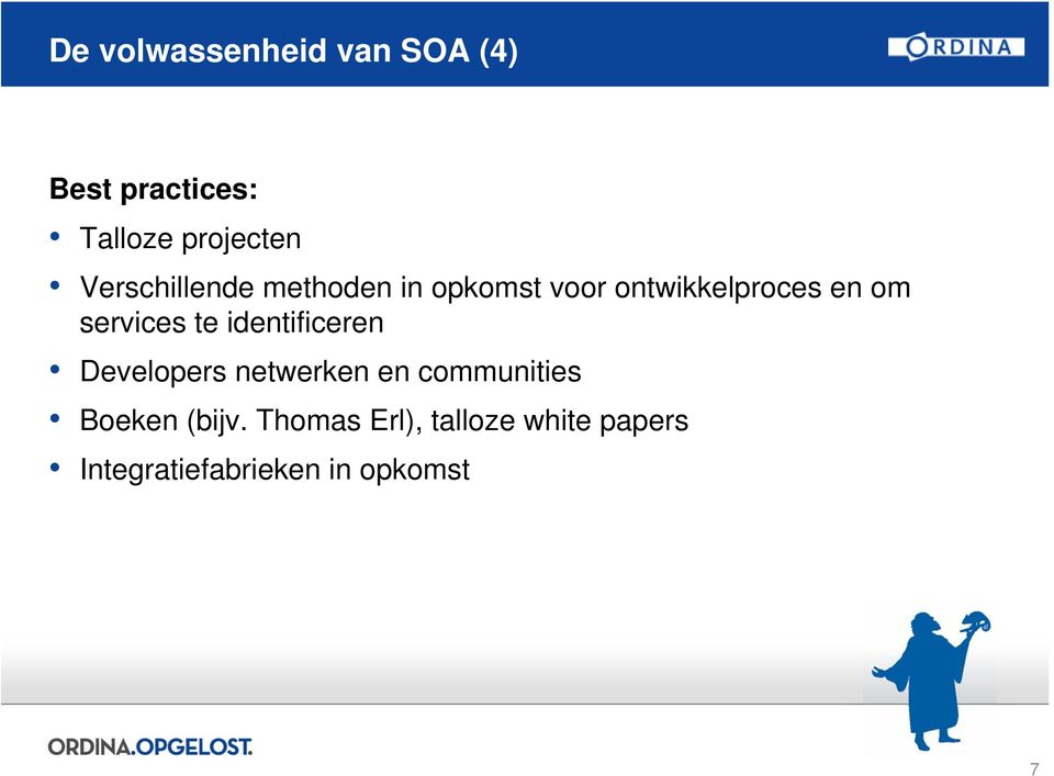 services te identificeren Developers netwerken en communities