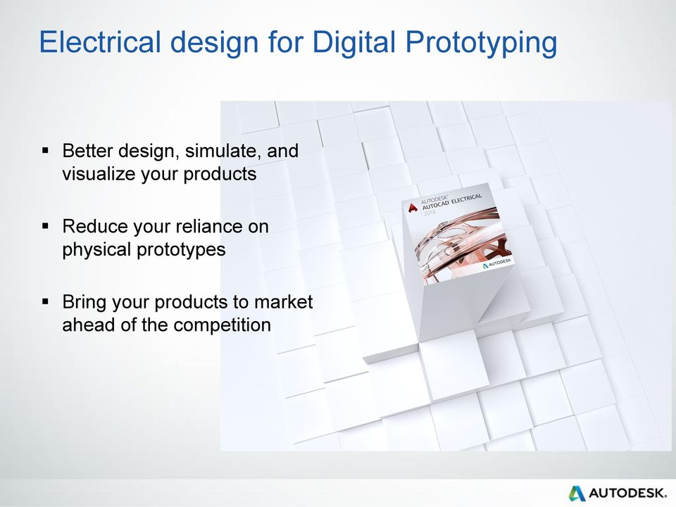 Reduce your reliance on physical prototypes