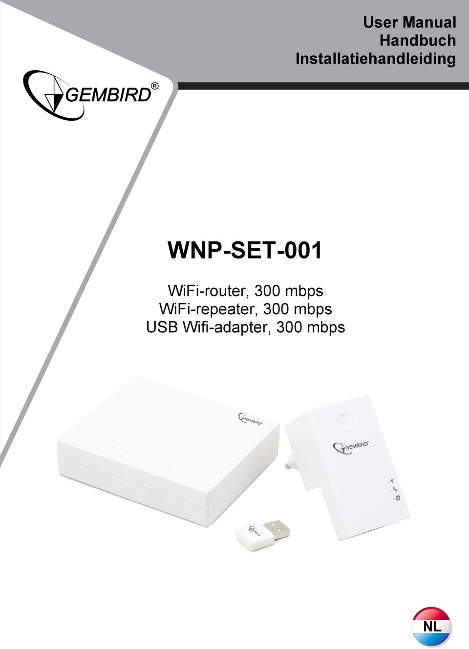 WiFi-router, 300 mbps