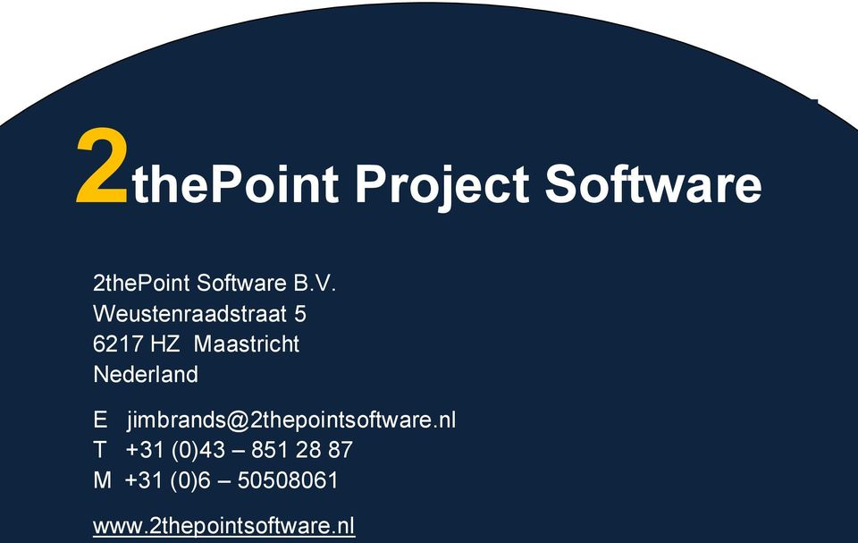 E jimbrands@2thepointsoftware.