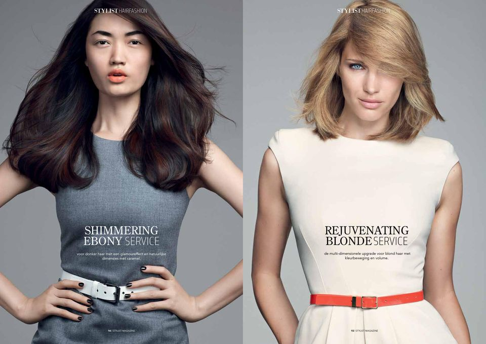 REJUVENATING BLONDE SERVICE de multi-dimensionele upgrade voor