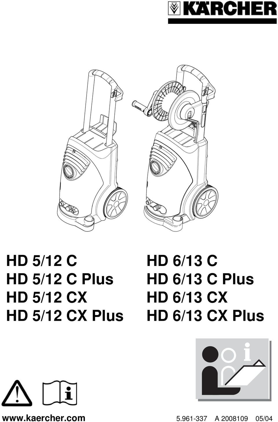 Plus HD 6/13 CX HD 6/13 CX Plus www.
