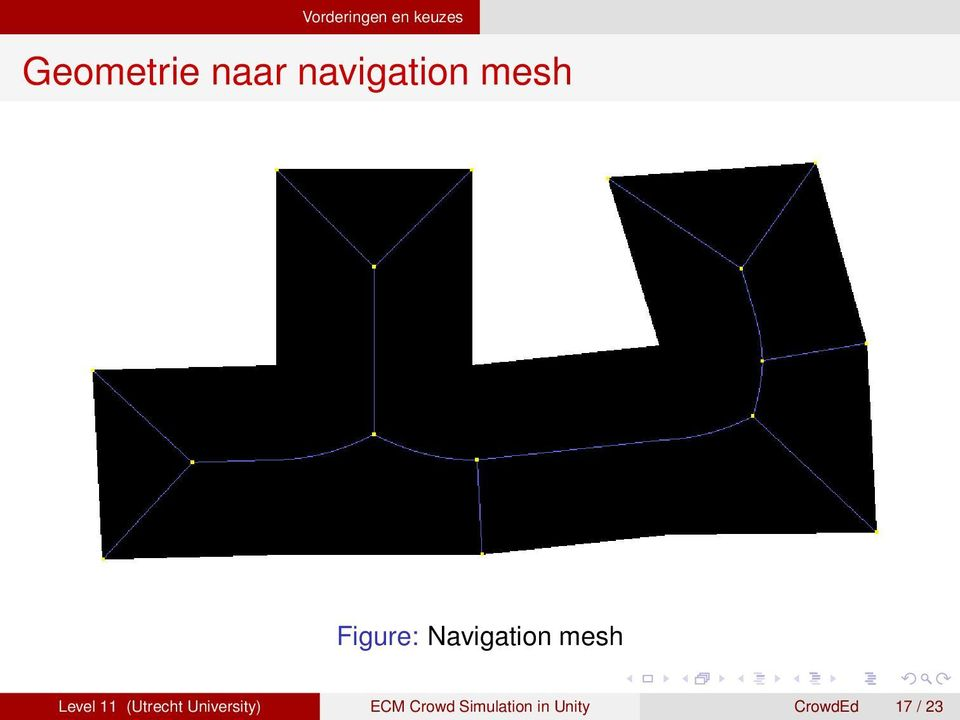 mesh Level 11 (Utrecht University)