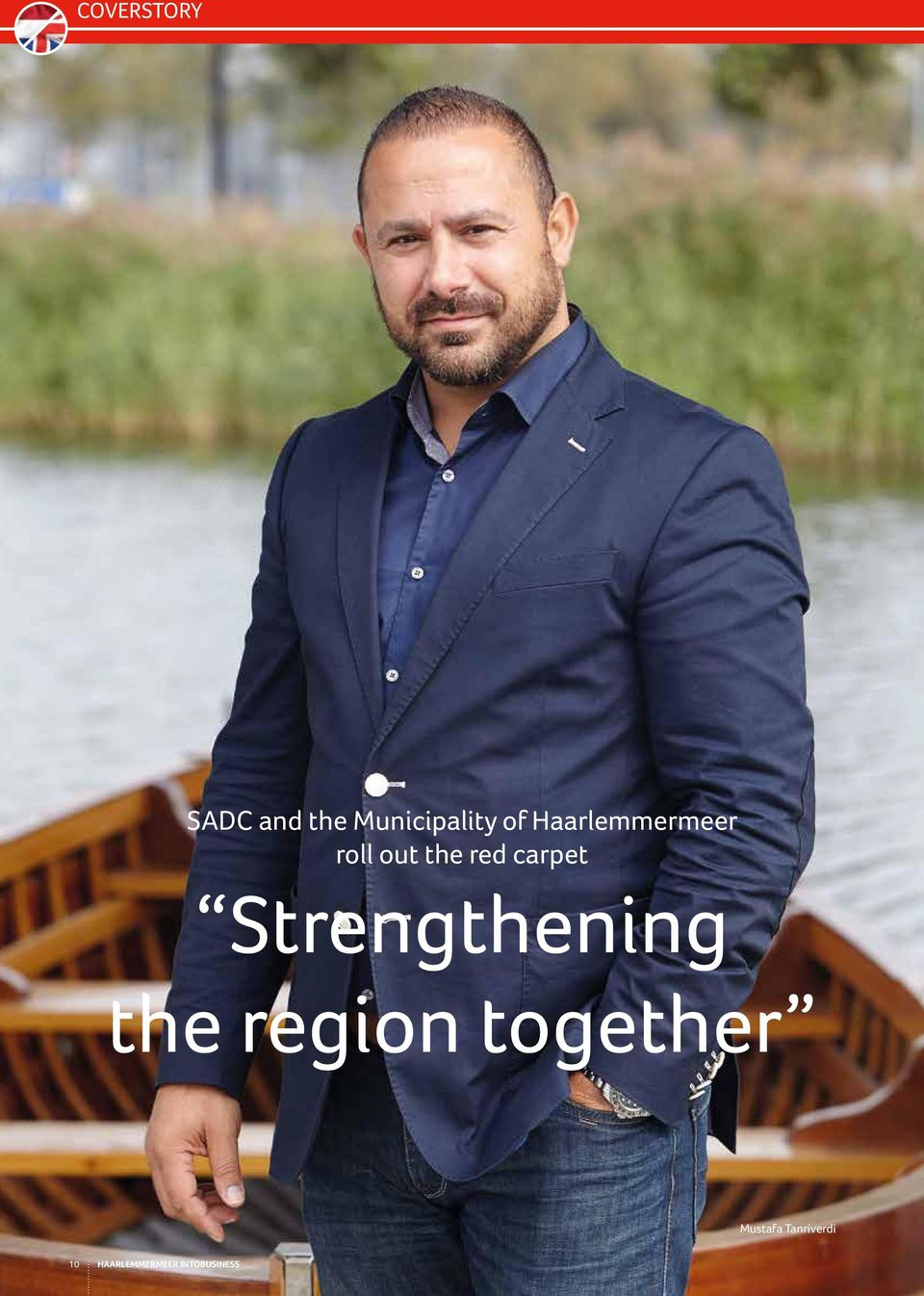 Strengthening the region together