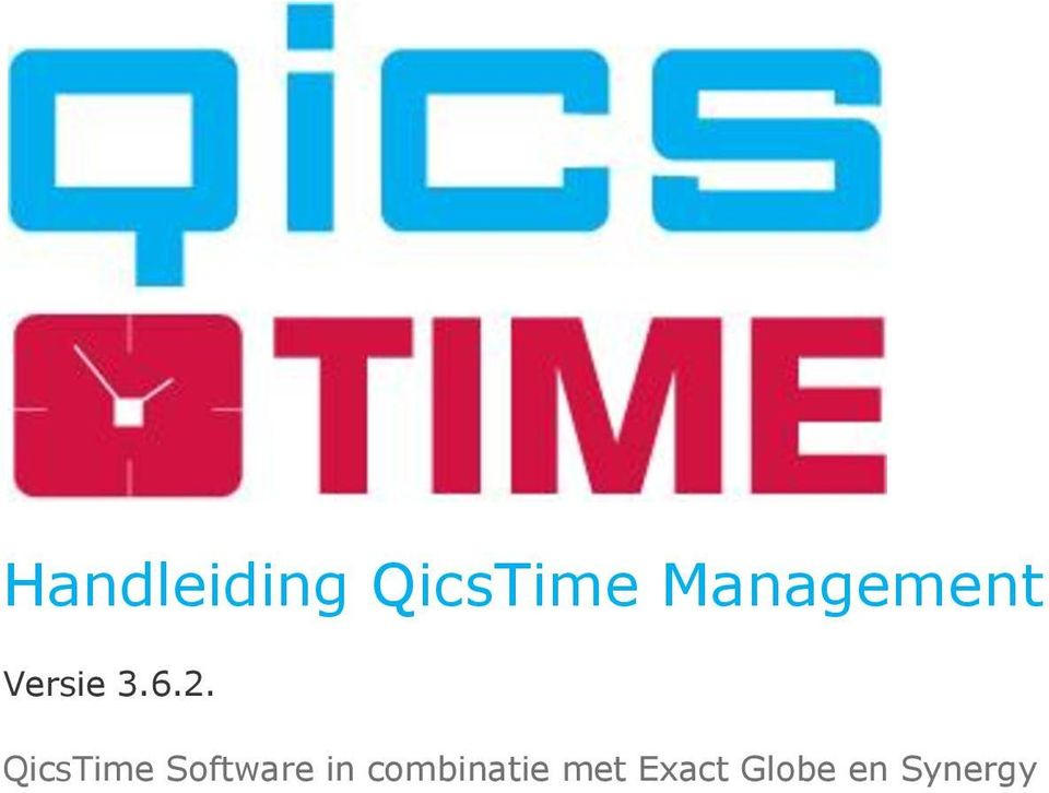 QicsTime Software in