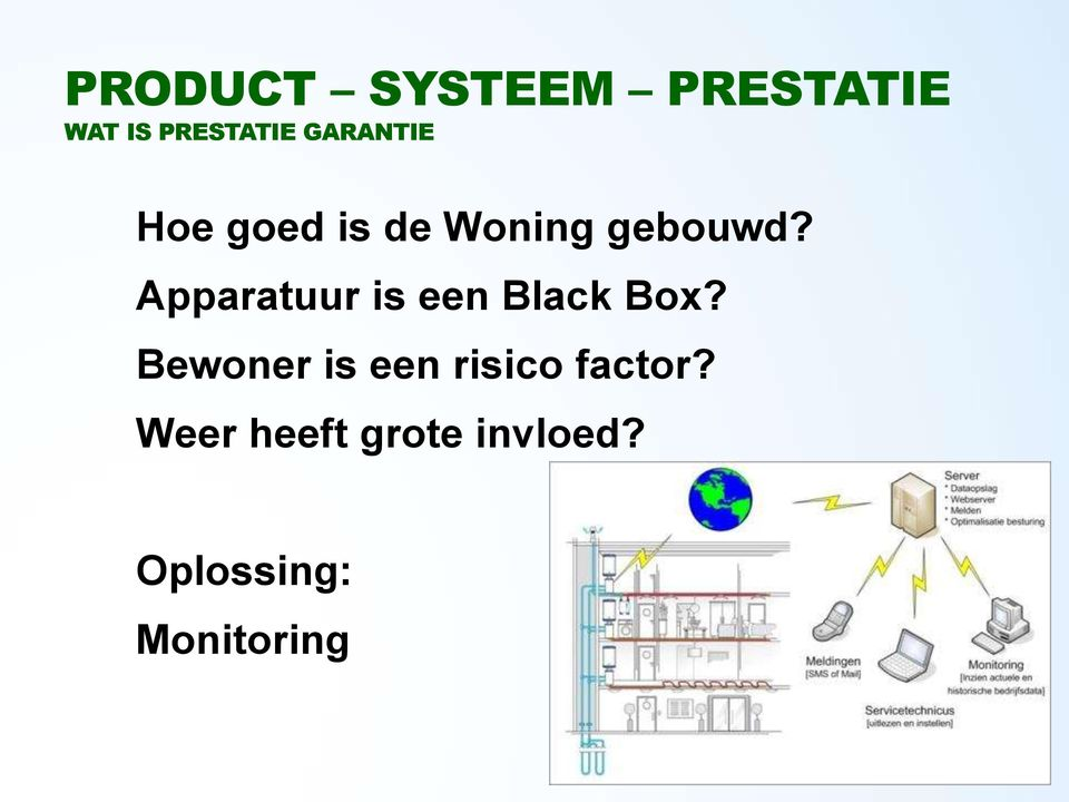 Apparatuur is een Black Box?