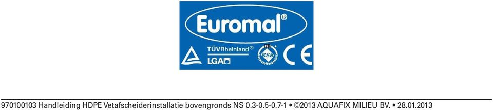 bovengronds NS 0.3-0.5-0.