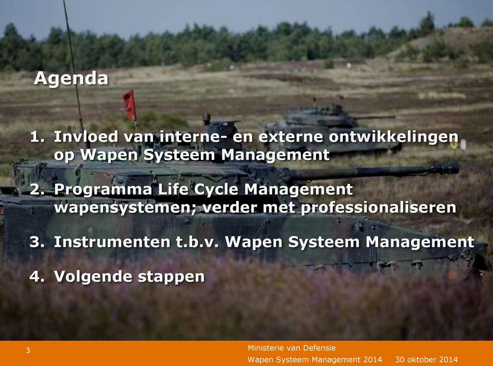 Systeem Management 2.