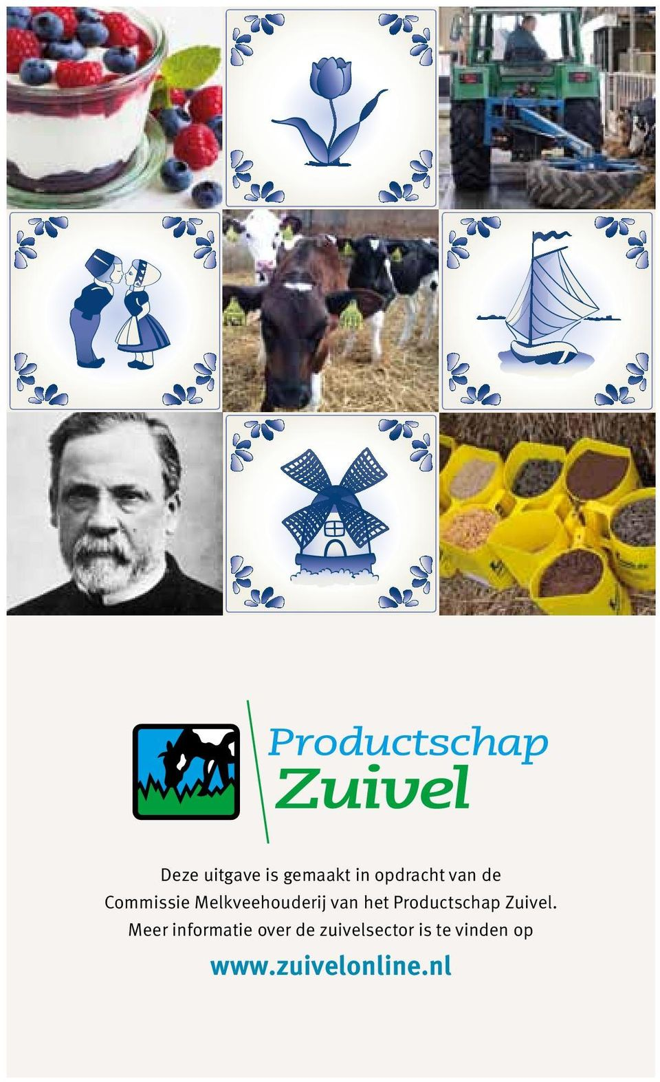 Productschap Zuivel.