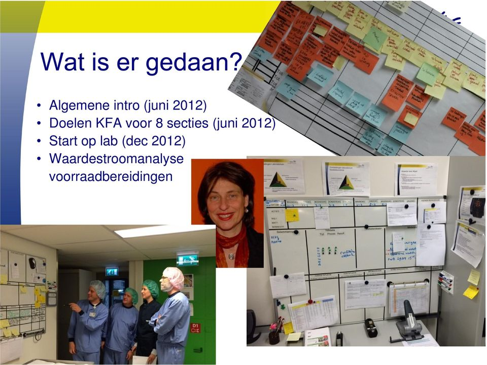 2012) Start op lab (dec 2012)