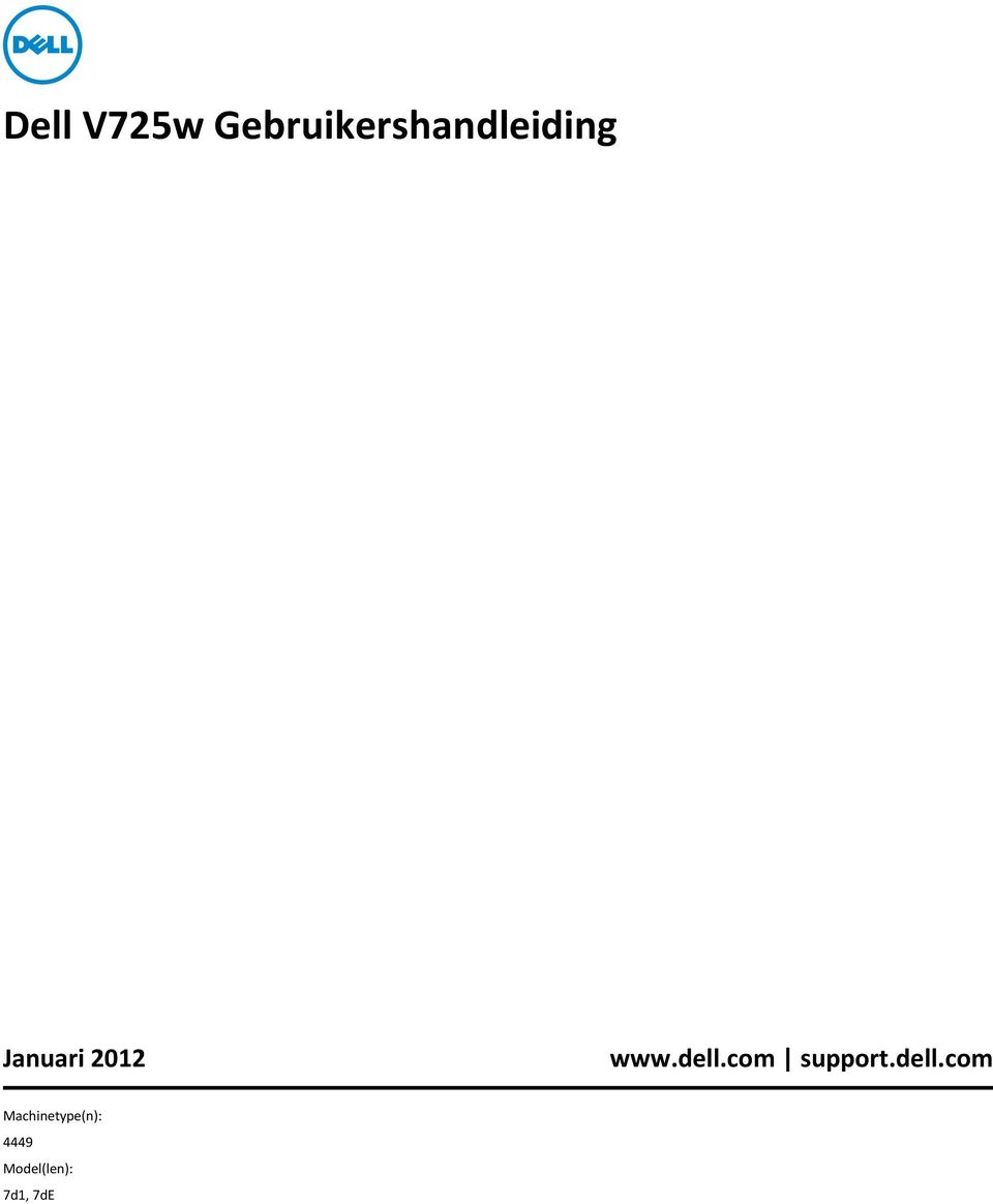 2012 www.dell.com support.