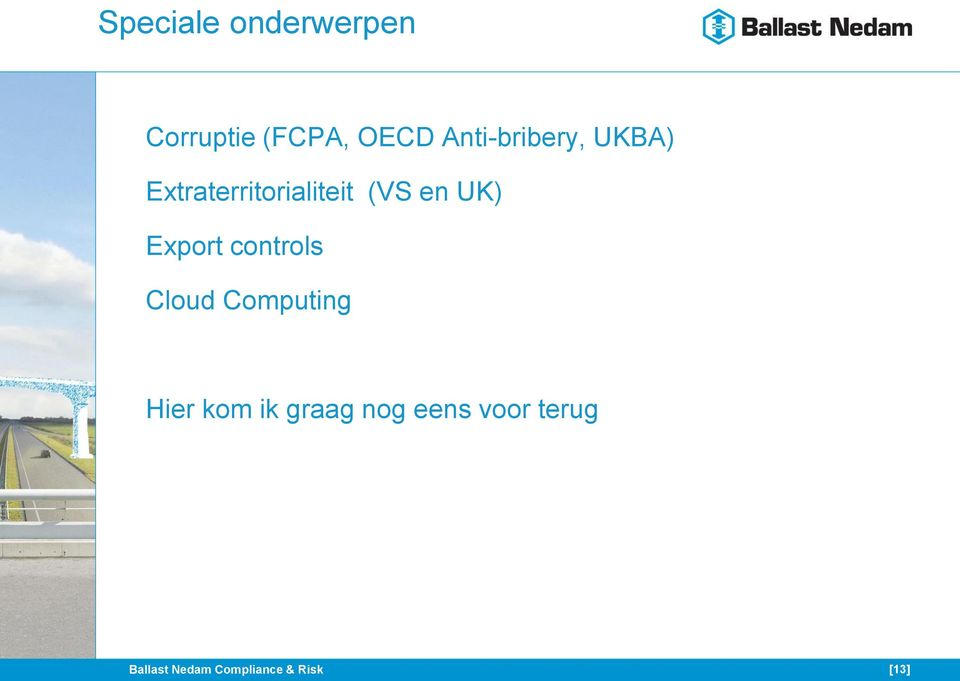 UK) Export controls Cloud Computing Hier kom ik