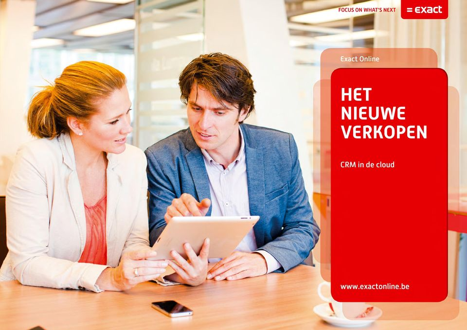 CRM in de cloud