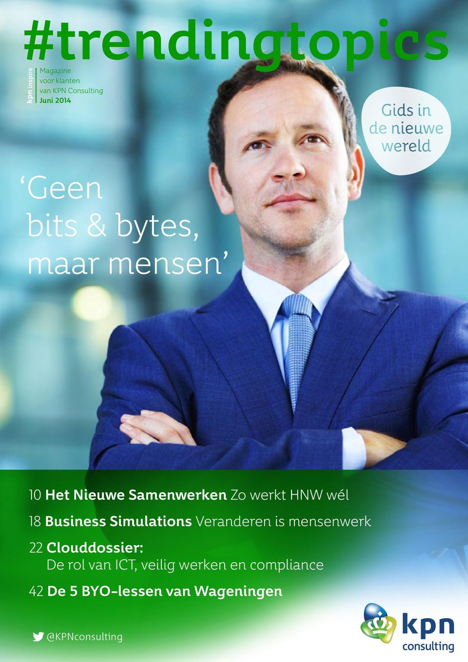 Business Simulations Veranderen is mensenwerk 22 Clouddossier: De rol van