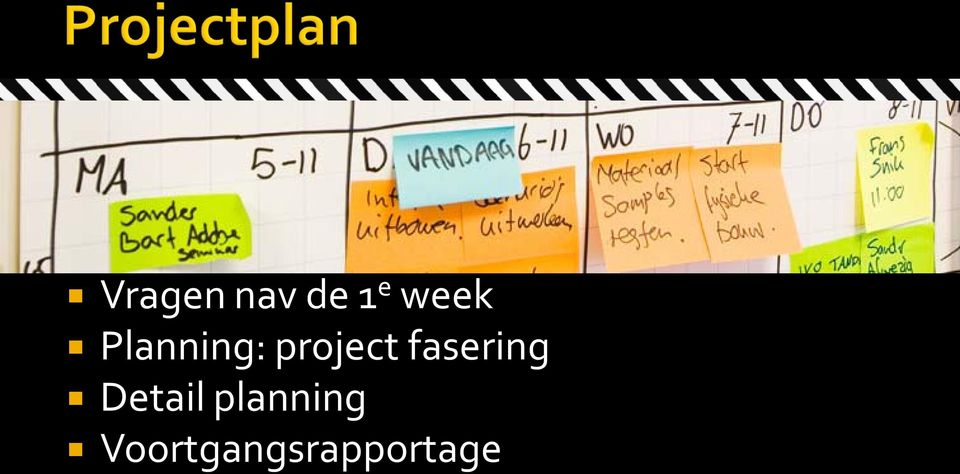 project fasering