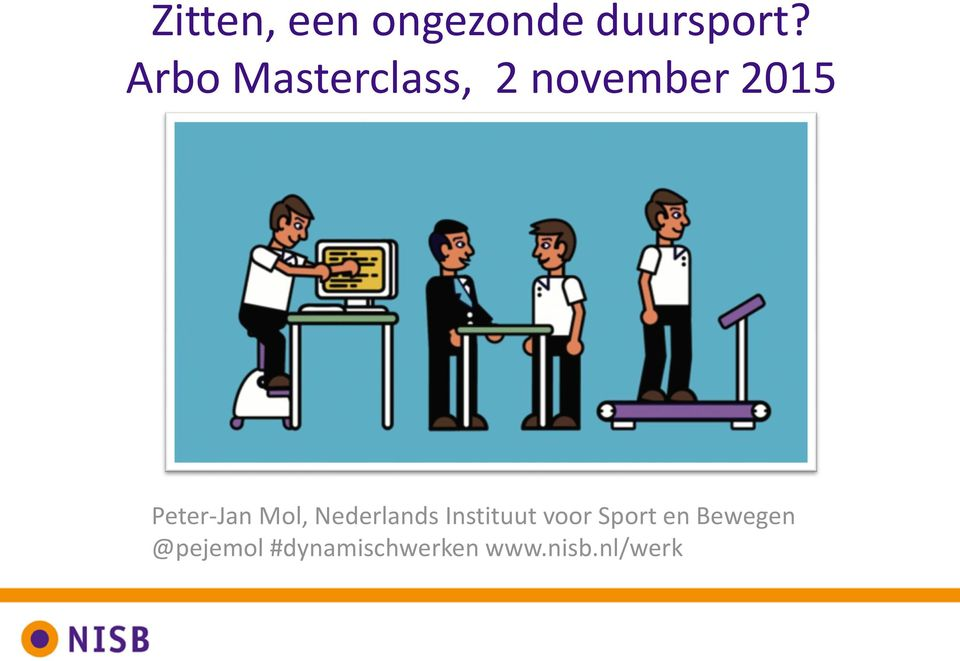 Peter-Jan Mol, Nederlands Instituut voor