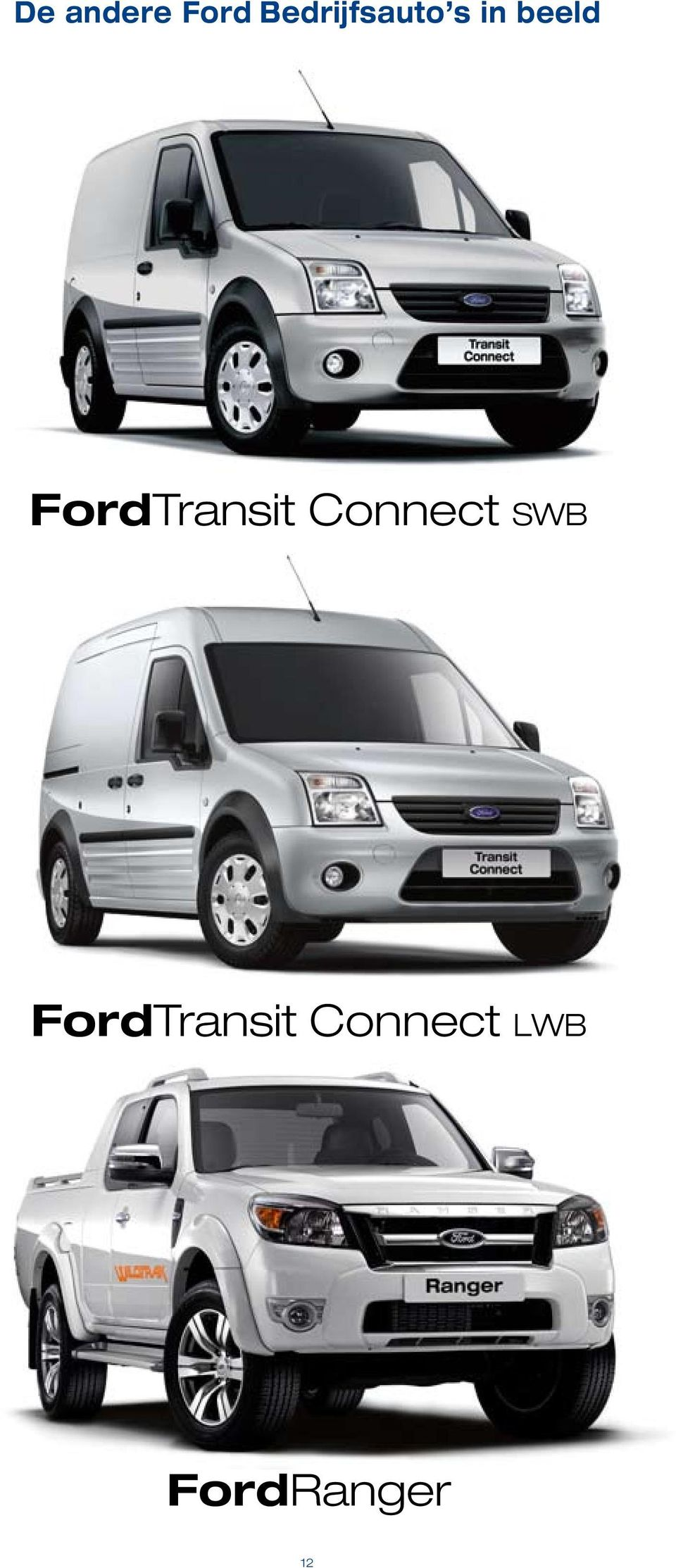 FordTransit Connect s w b