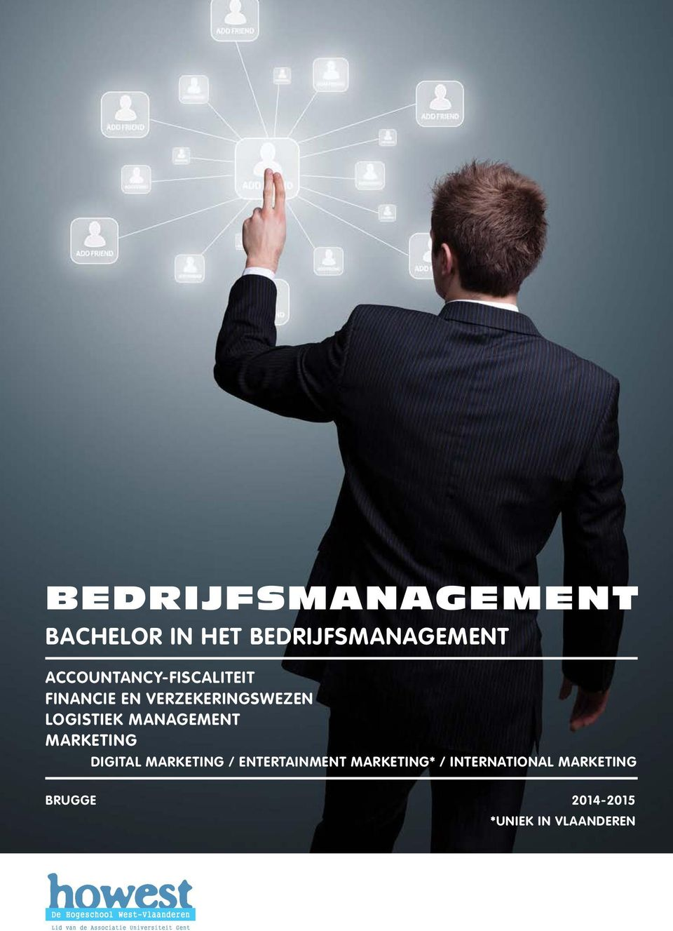 LOGISTIEK MANAGEMENT MARKETING DIGITAL MARKETING /
