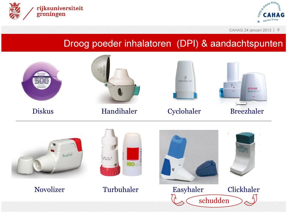 Inhalatie Technologie en Medicatie - PDF