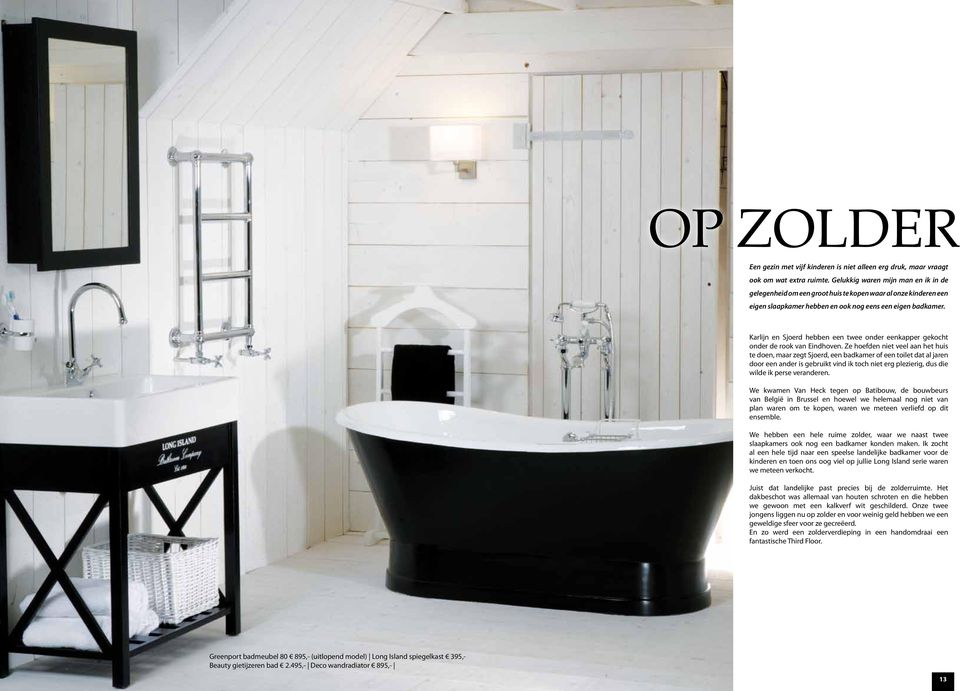 Autumn collection Styling your bathroom - PDF