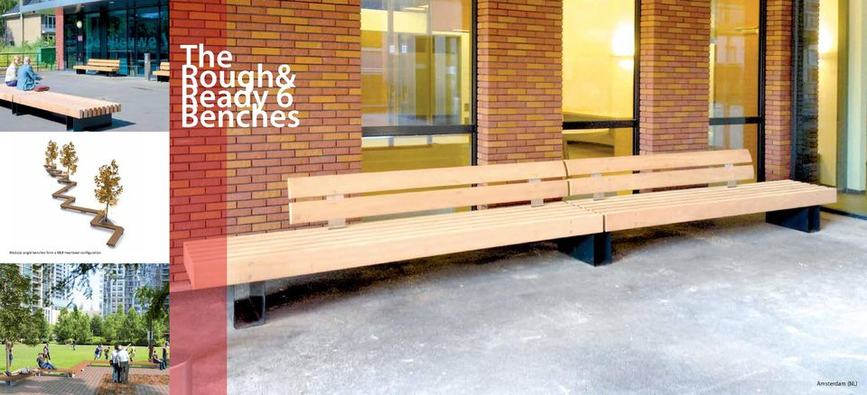 benches form a R&R