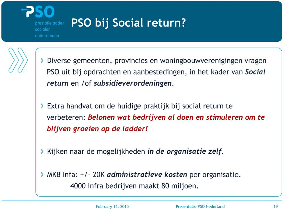 return en /of subsidieverordeningen.