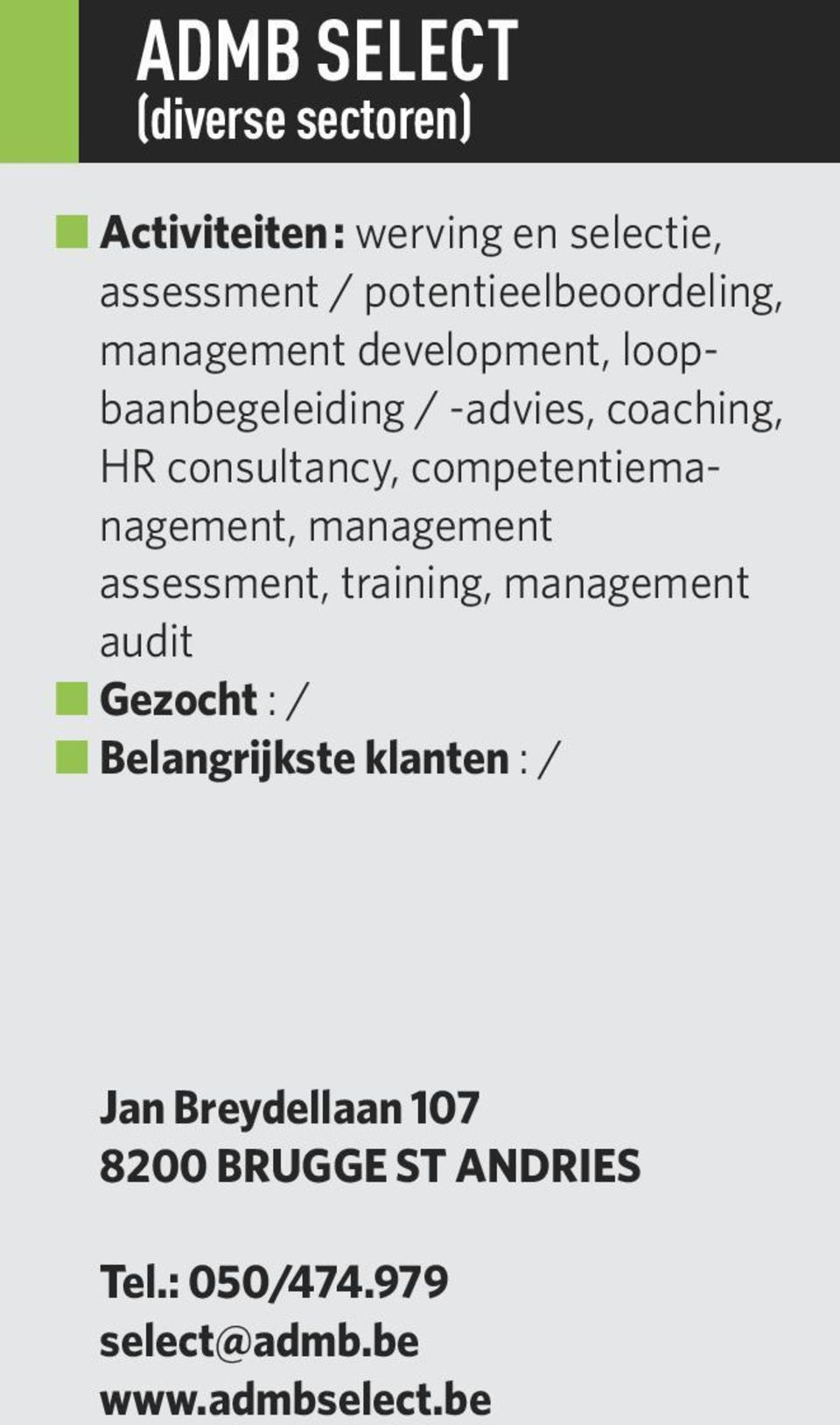 competentiemanagement, management assessment, training, management audit Gezocht : /