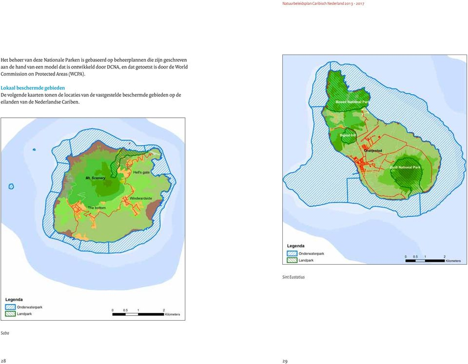 Protected Areas (WCPA).