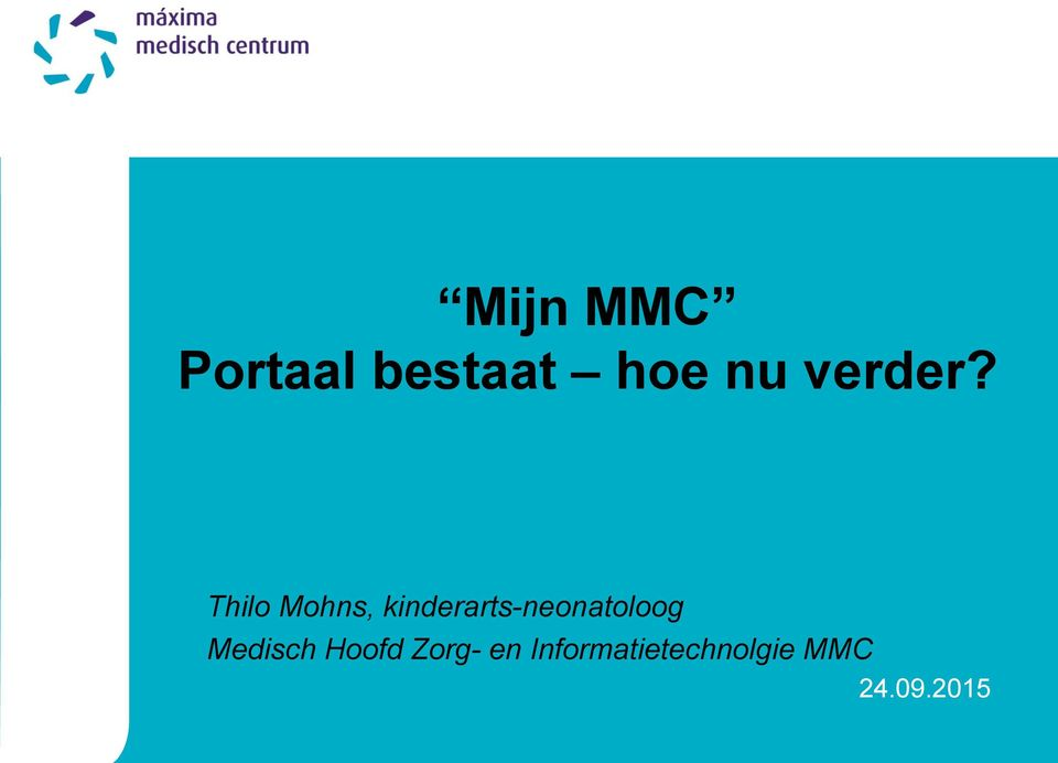 Thilo Mohns,