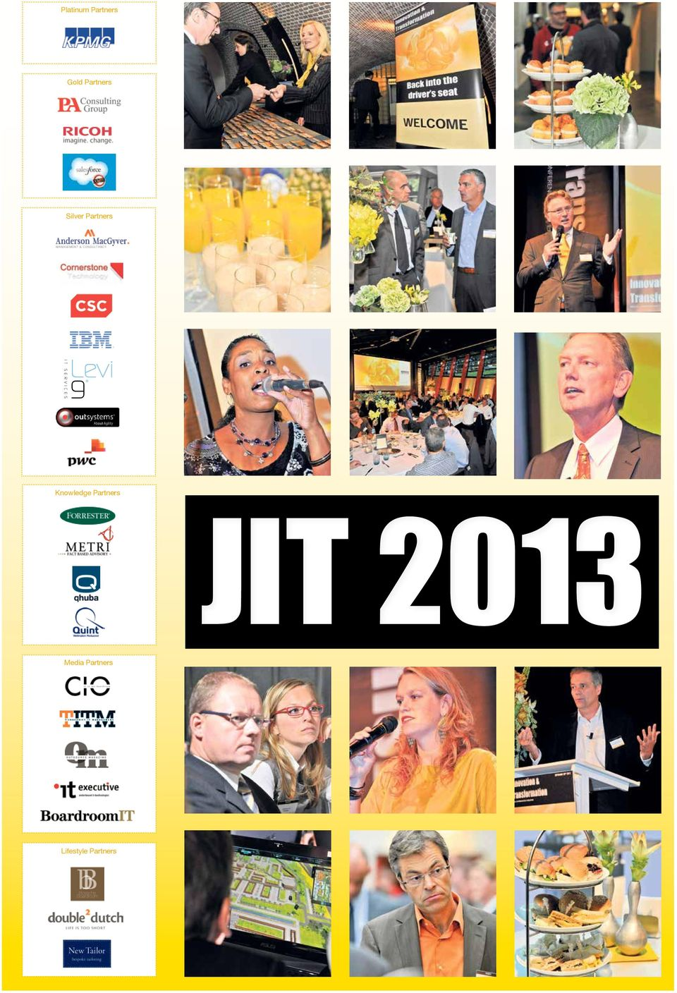 Knowledge Partners JIT 2013
