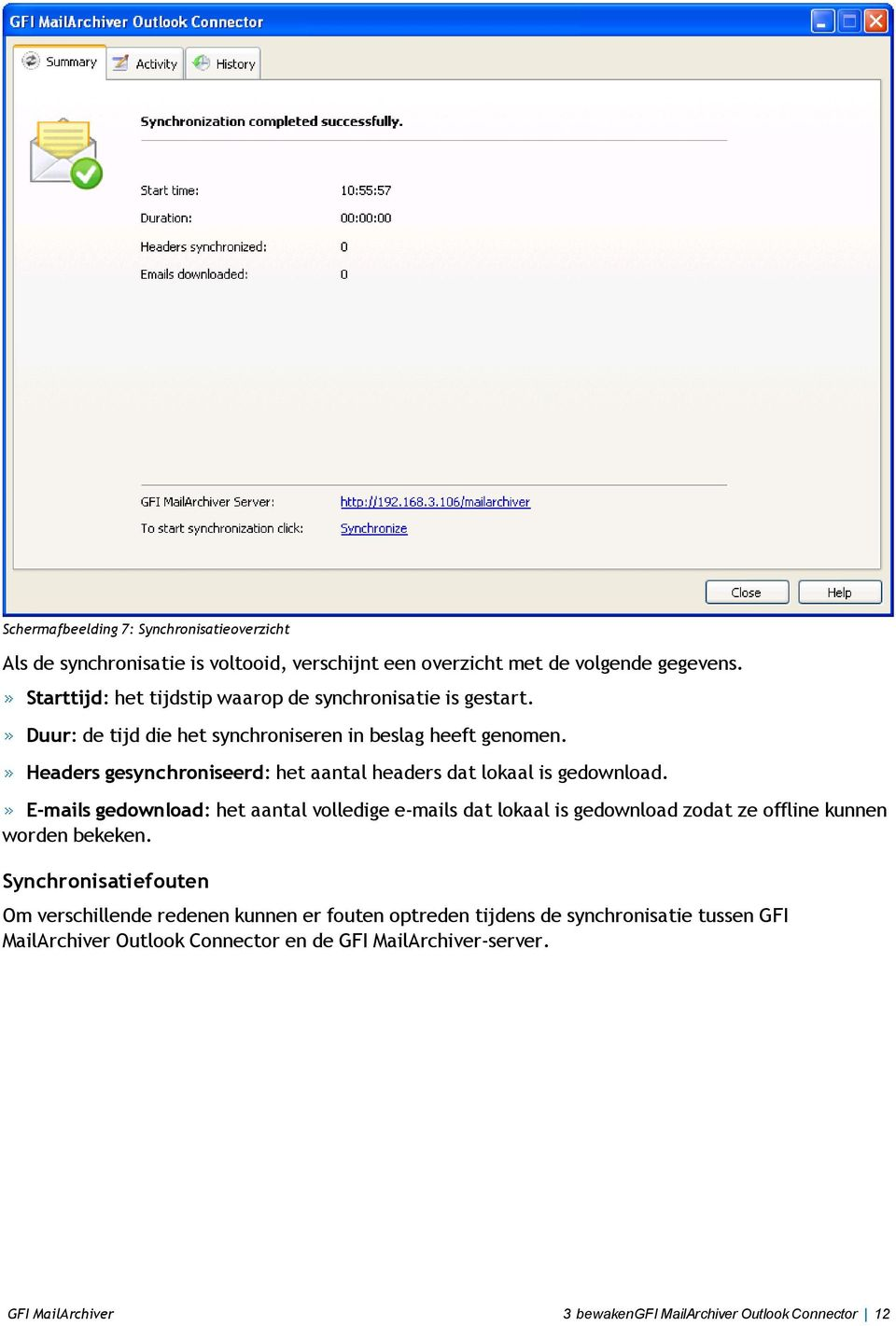 Headers gesynchroniseerd: het aantal headers dat lokaal is gedownload.