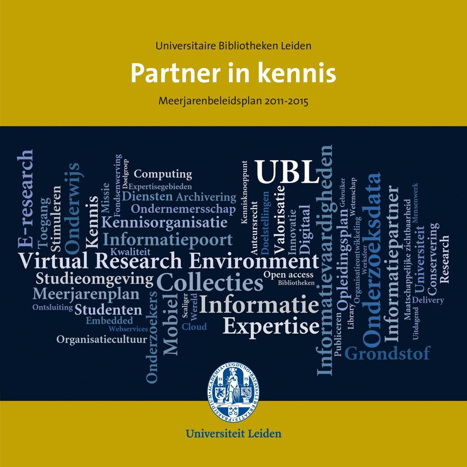 Partner in kennis
