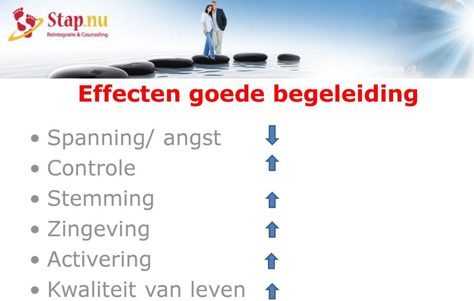 angst Controle Stemming