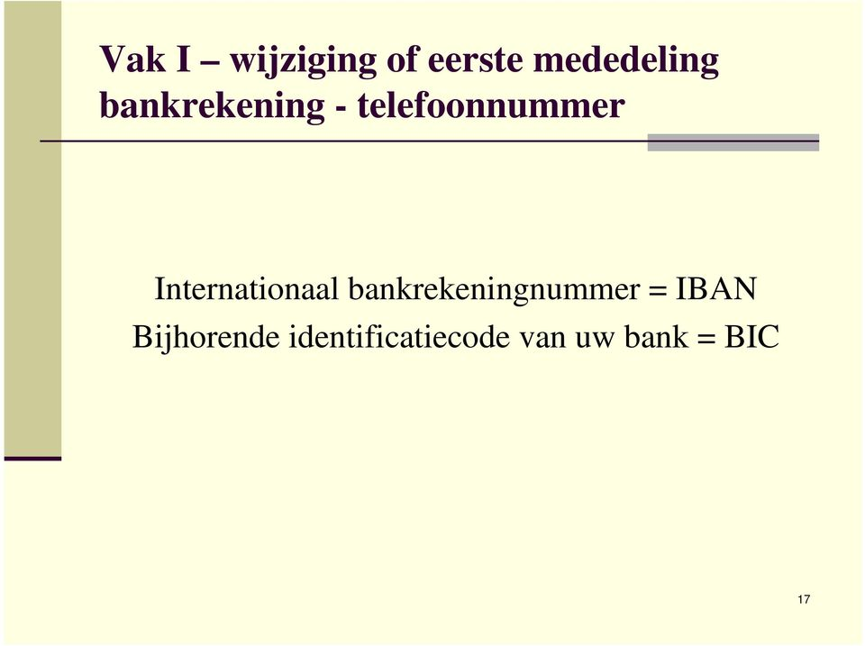 Internationaal bankrekeningnummer =