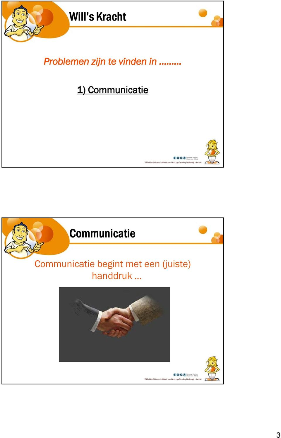 Communicatie Communicatie