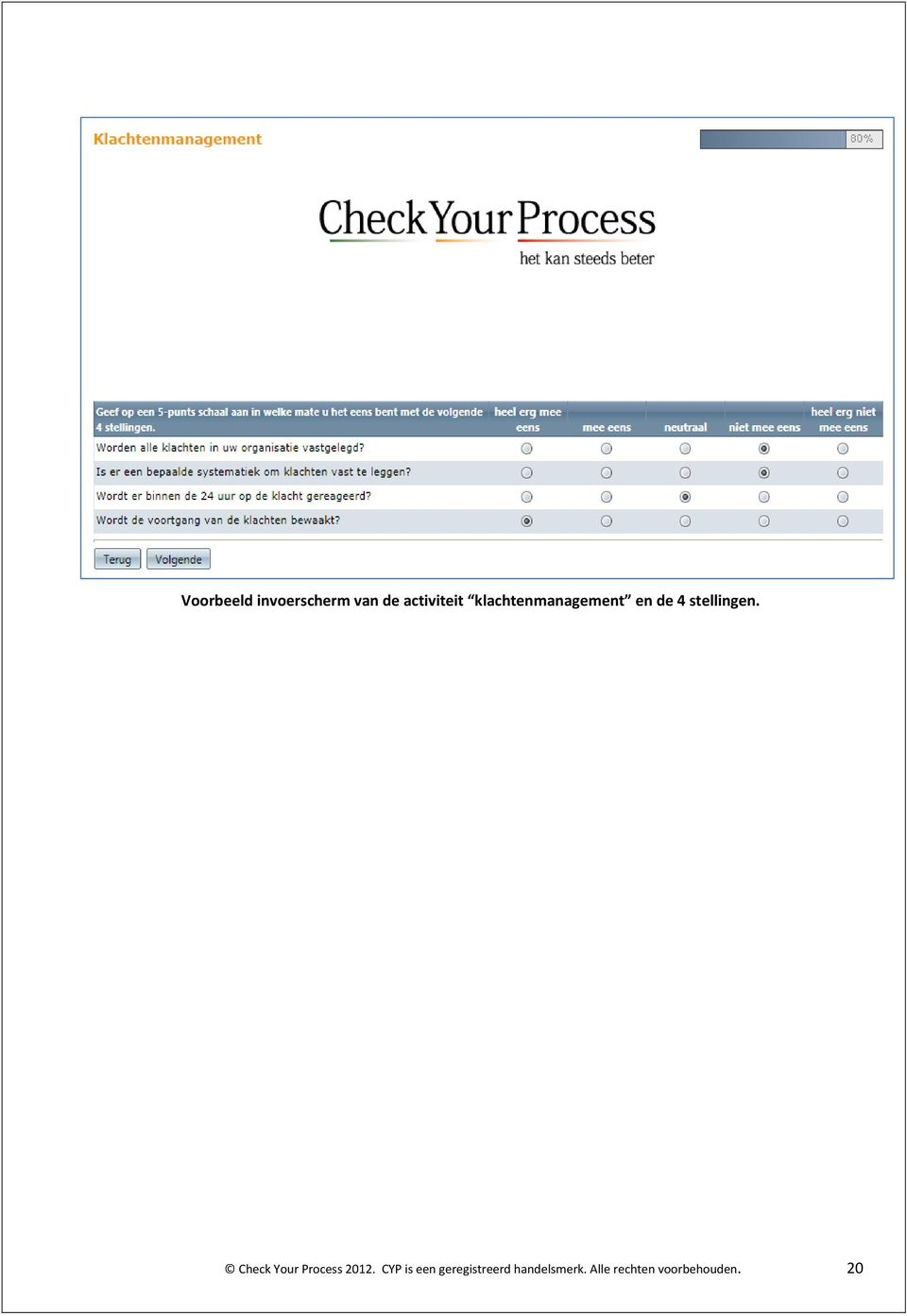 Check Your Process 2012.