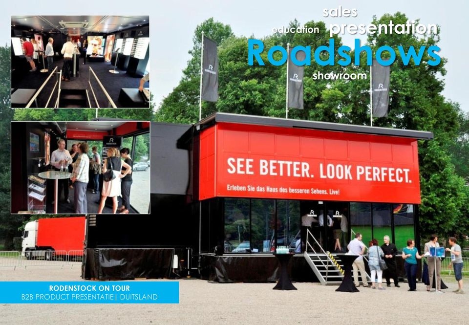showroom RODENSTOCK ON