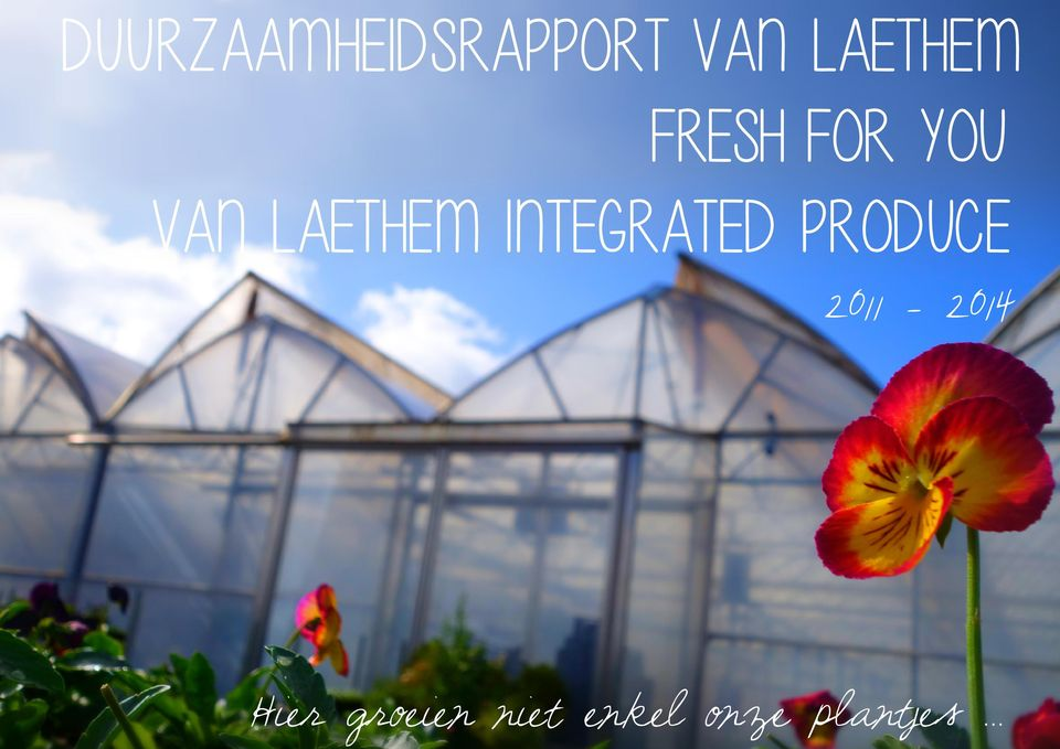 Laethem integrated produce