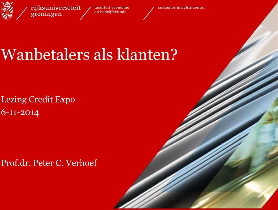 Lezing Credit Expo