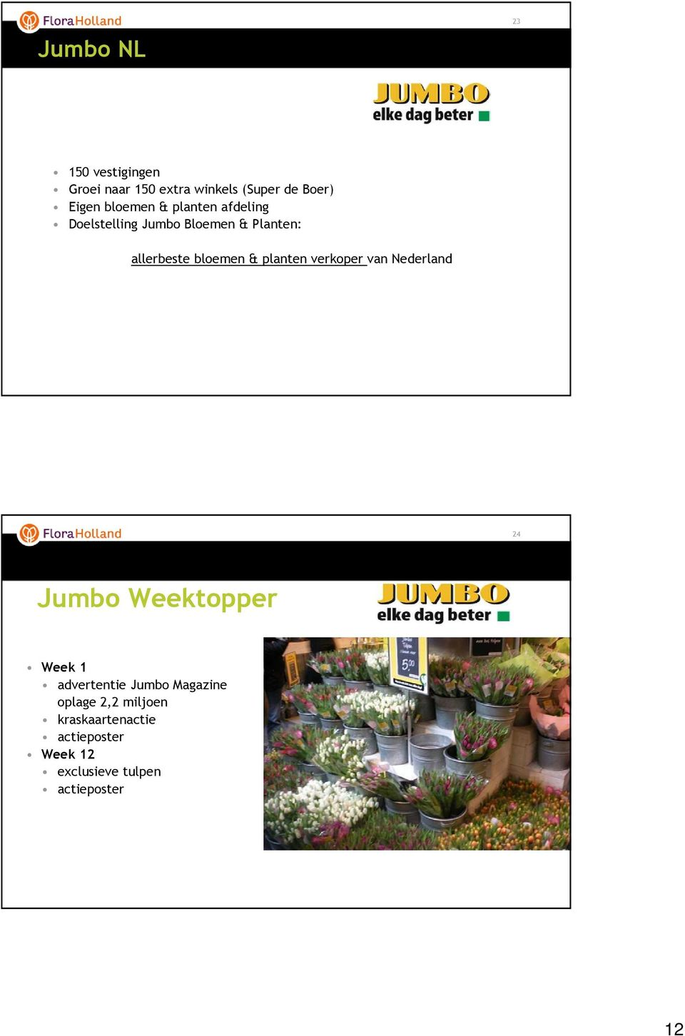 & planten verkoper van Nederland 24 Jumbo Weektopper Week 1 advertentie Jumbo