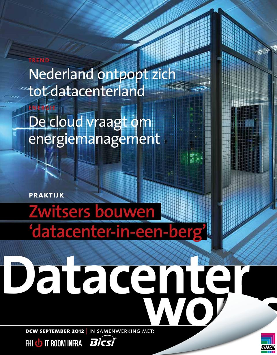 Zwitsers bouwen datacenter-in-een-berg dcw september