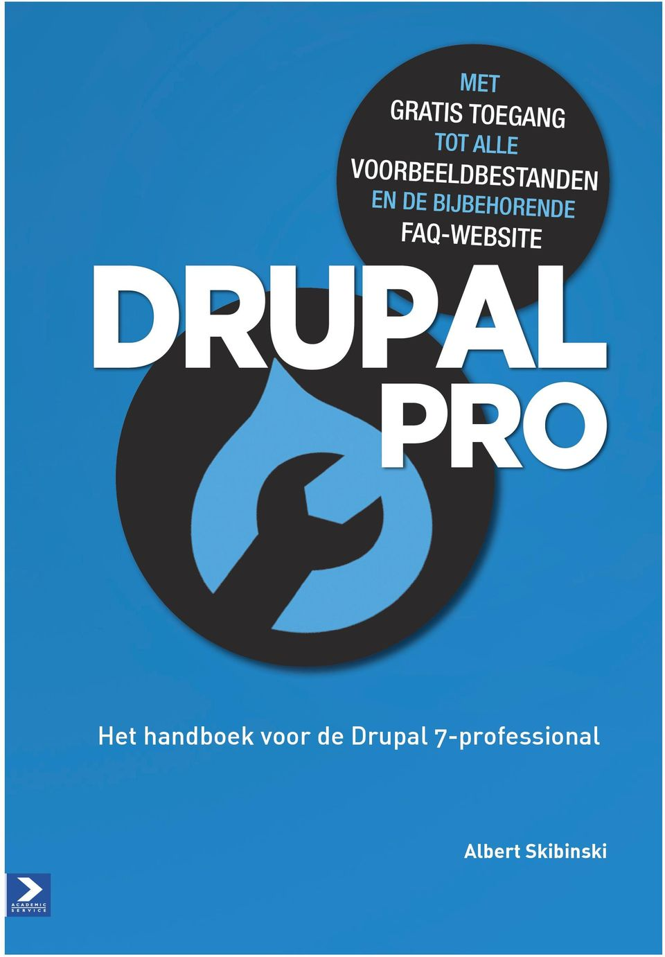 BIJBEHORENDE FAQ-WEBSITE DRUPAL PRO