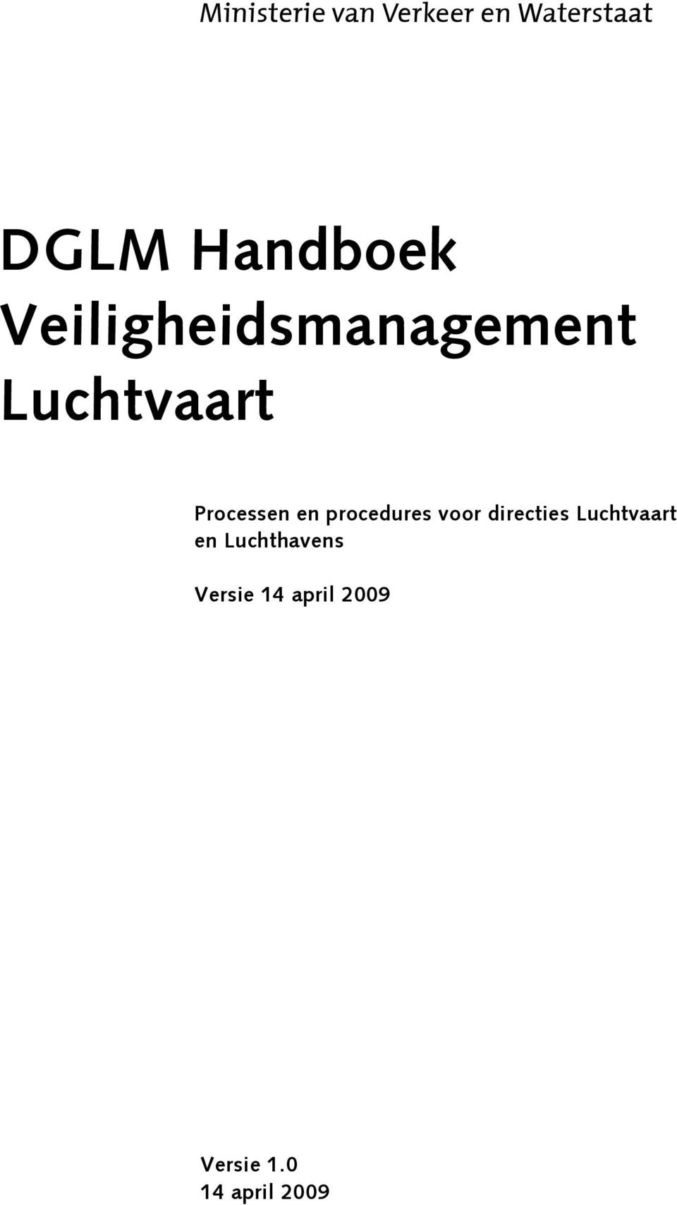 Processen en procedures voor directies