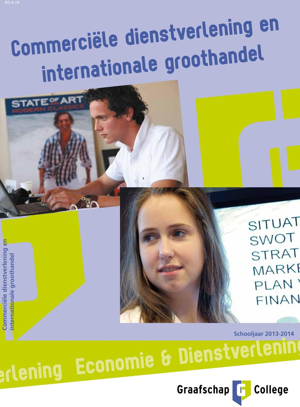 dienstverlening en internationale