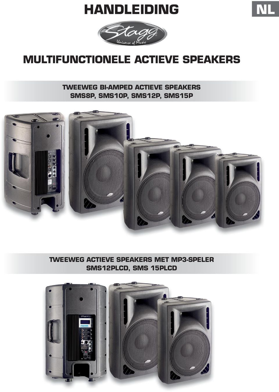 SPEAKERS SMSP, SMS0P, SMSP, SMSP TWEEWEG